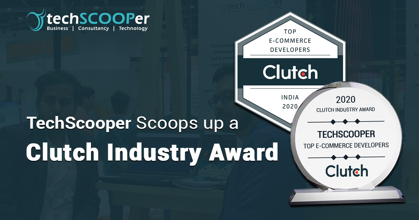 TechScooper Scoops Up A Clutch Industry Award